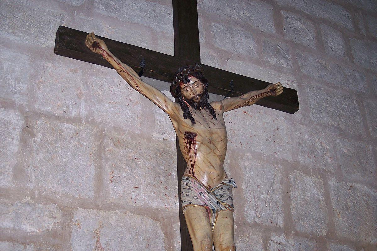 Cristo Crucificado (iglesia De San Francisco De Palencia