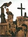 Vajda Lajos Fotómontázs szerzetessel 1930-33.jpg
