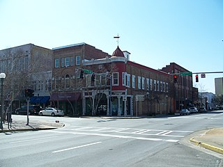 Valdosta Commercial Historic District