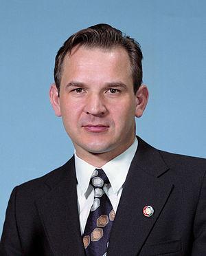 Valeri Kubasov - Image: Valeriy N. Kubasov ASTP portrait cropped
