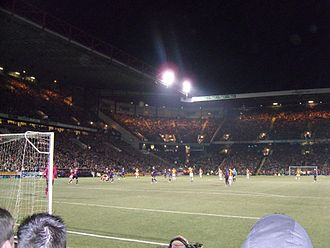 2013–14 Football League One - Image: Valley Parade Full
