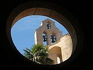 Valmagne abbaye clocheton