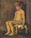 Van Gogh - Akt eines sitzenden kleinen Mädchens.jpeg