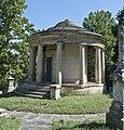 Van Ness Mausoleum 01 - Oak Hill Cemetery - 2013-09-04.jpg