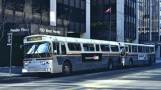 Flyer 700/800/900 series Group of bus model series built by Western Flyer of Canada and its successors
