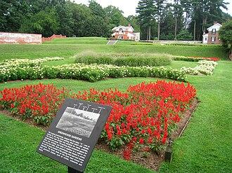 Vanderbilt Mansion National Historic Site - Garden
