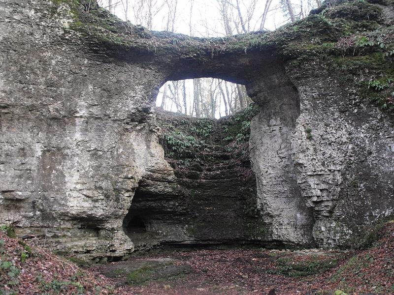 Pont Sarrazin, Vandoncourt, Doubs, France