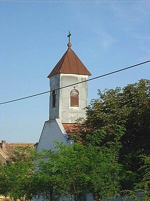 Vatin - The Birth of Blessed Virgin Mary Catholic church