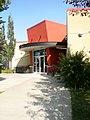 Vegreville Centennial Library, entrance.jpg