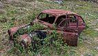 Vehículo abandonado, Kurtan, Armenia, 2016-09-30, DD 91.jpg