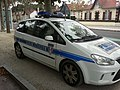 Vehículo de la Policía Municipal de Arcachón 02.jpg