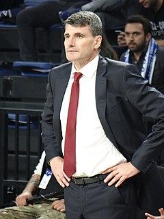 Velimir Perasović Croatian basketball player