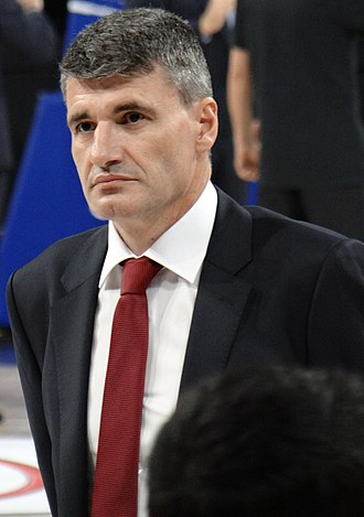 Velimir Perasović - Perasović with Anadolu Efes in 2017