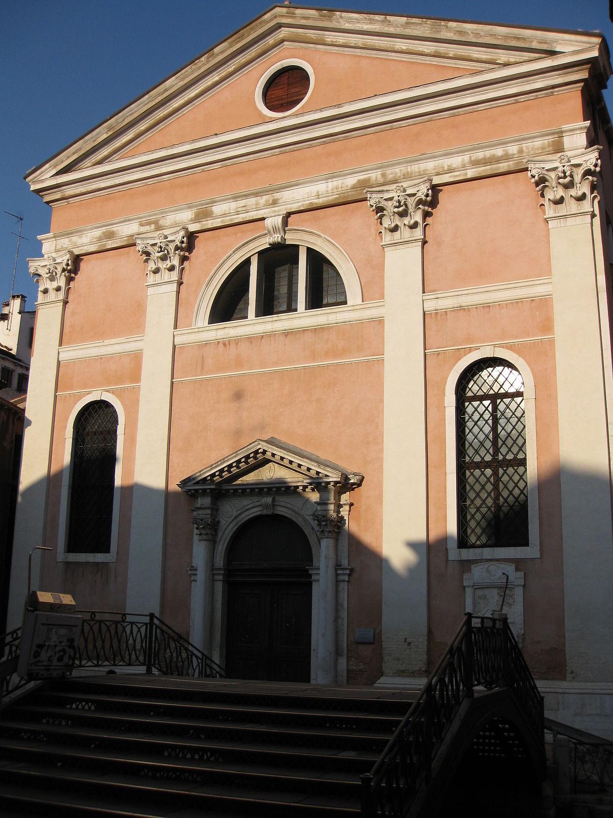 San Luca Venice Wikipedia