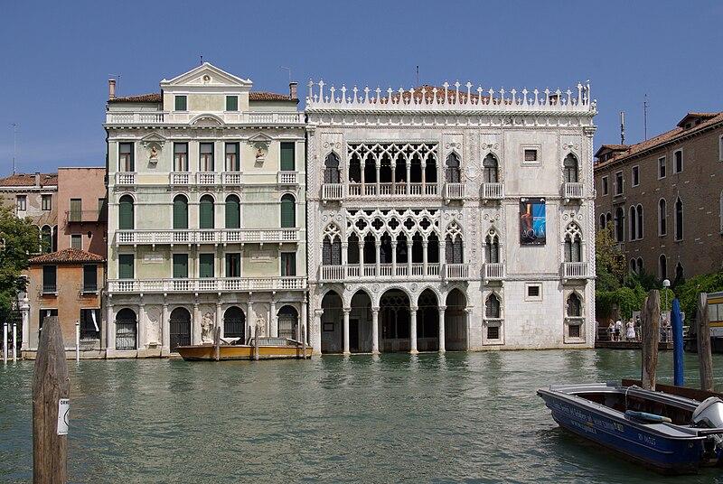 File:Venezia Palazzo Giusti e Ca' d'Oro 001.JPG
