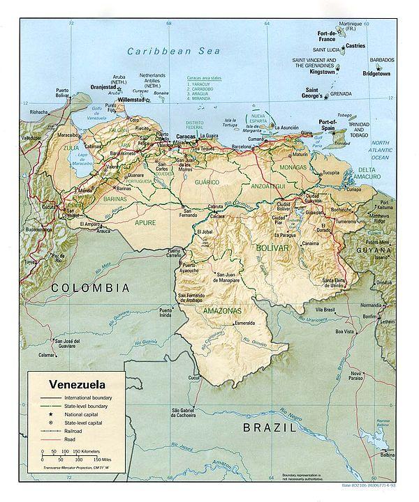 pierderea în greutate a populației venezuela