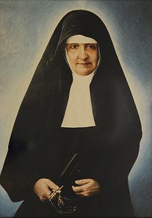 Maria Bernarda Bütler Franciscan missionary