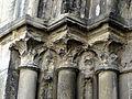 Vernouillet (78), église Saint-Étienne, portail du croisillon nord, chapiteaux à gauche.jpg