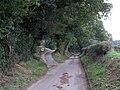 Very narrow roads^ - geograph.org.uk - 257625.jpg