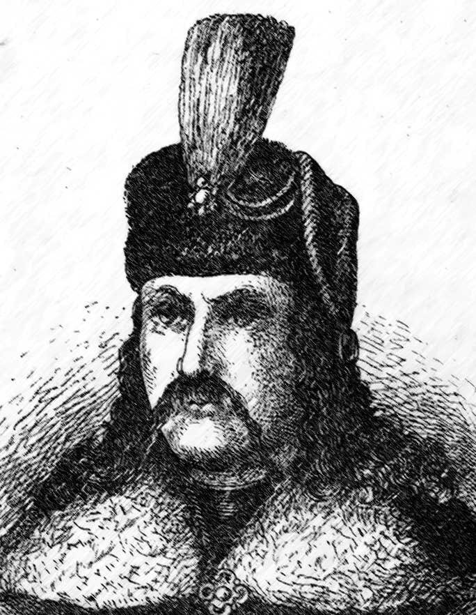 Višeslav, Prince of the Serbs