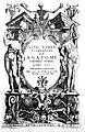 """Vidius """"De anatome corporis""""; title page Wellcome L0018958.jpg"""