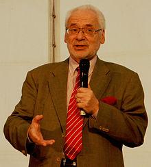 Vienna 2013-05-03 Stadtfest - Dr. Erhard Busek on occasion of opening 'Wiener Stadtfest' 2013.jpg