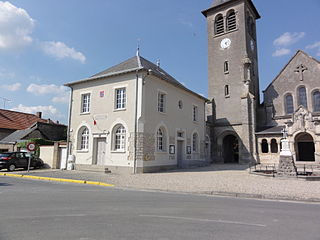 Vieux-lès-Asfeld Commune in Grand Est, France
