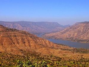 Panchgani - View from Panchgani, Maharashtra