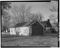 View from south - Chanute Air Force Base, Residential Garage, Senior Officer Row, Rantoul, Champaign County, IL HABS ILL,10-RAN.V,1AH-2.tif