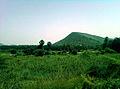 View of Aganampudi hill, Visakhapatnam district.jpg