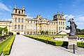 View of Blenheim Palace from gardens.jpg