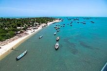 Восточное побережье индии