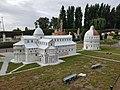 View of miniature monuments of Pisa at Mini Europe 01.jpg