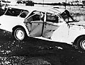 View of the fatal car Crash which Killed Christopher Worrell February 19, 1977.jpg