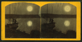 View of two people on a boat in the moonlight, from Robert N. Dennis collection of stereoscopic views.png
