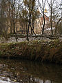 View to the Church of Resurrection from Vićba river-bed in Viciebsk - panoramio.jpg