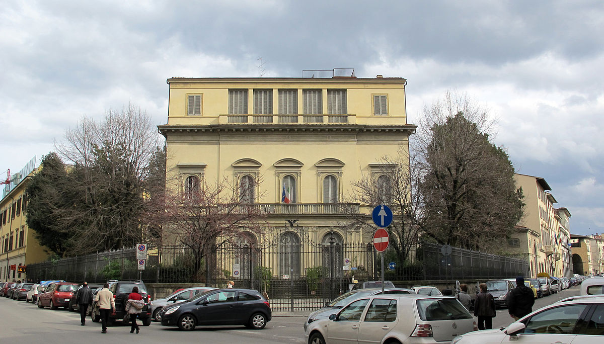 Villa righi firenze wikipedia for Villas firenze
