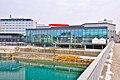 Villach Innenstadt Congress Center über Drauterrassen 30012011 3817.jpg