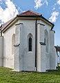Villach Sankt Leonhard Franz-Jonas-Straße Pfarrkirche hl. Leonhard Apsis 24092018 4783.jpg