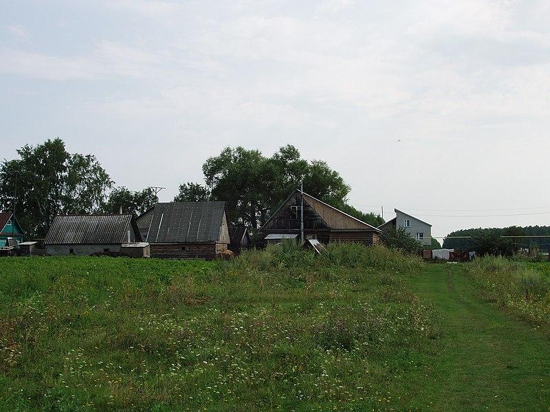 File:Village in Mordovia. Russia. Мордовская деревня. Россия - panoramio (2).jpg