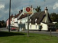 Village sign at Thaxted, Essex - geograph.org.uk - 223477.jpg