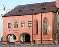 Vilsbiburg, Heimatmuseum von Nordosten, 2.jpeg