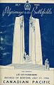 Vimy Pilgrimage - Duchess of Bedford (front cover).jpg