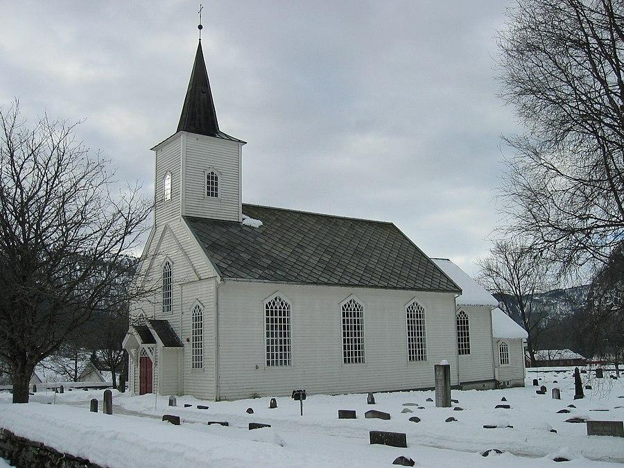 Vinje Church (Hordaland)