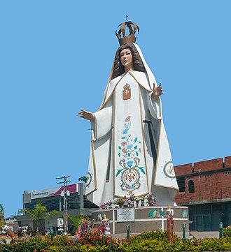 Miranda (state) - Image: Virgen Las Mercedes, San José de Barlovento