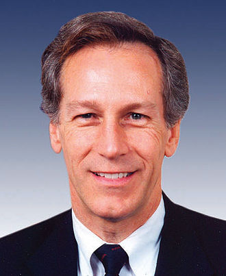 Constitution Party (United States) - Image: Virgil Goode, official 109th Congress photo