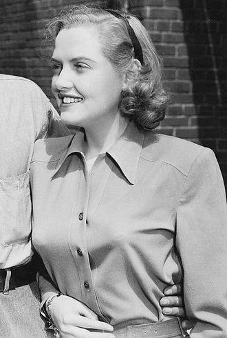 Virginia Patton - Patton in Black Eagle (1946)