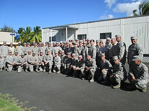1st Air Base Group - Visit MG Neal 2