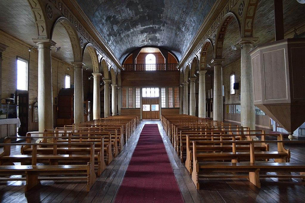 チロエの教会群の画像 p1_37
