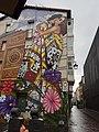Vitoria-Gasteiz,Calle Torno,Mural en la Calle Pintoreria.jpg